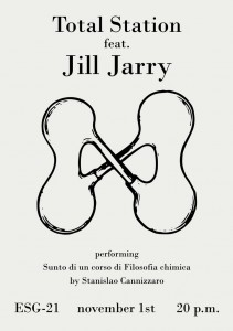 Total Station feat. Jill Jarry