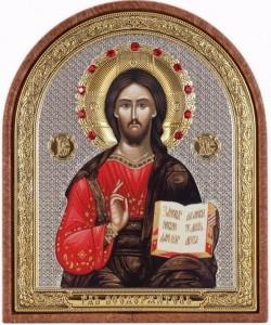 Господь в красном