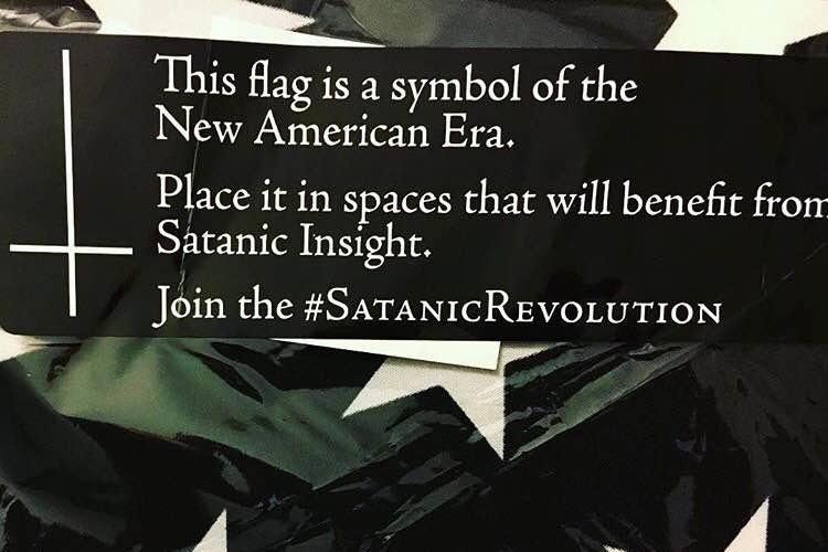 satanic revolution