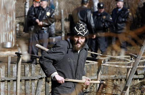 пензенские затворники
