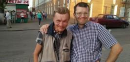 Чекист и Алексей Ильинов