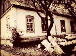 Дом, в котором родился Пимен Карпов