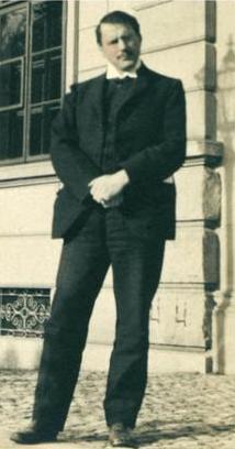 Карл Густав Юнг, 1910 г.