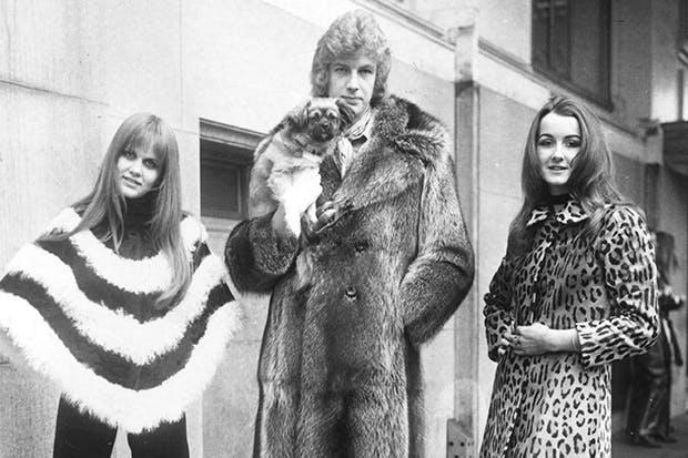 Лондон, 60-е
