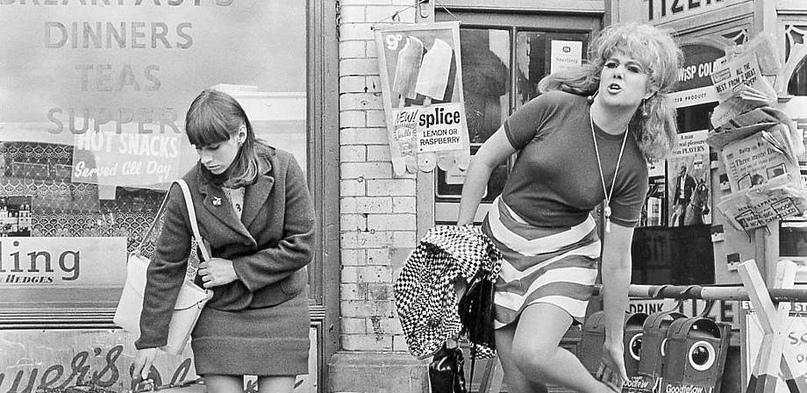 Лондон 60-е