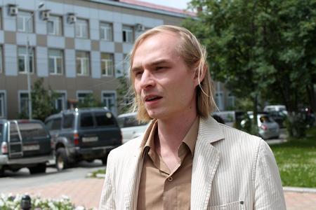 Переводчик работ Бахофена на русский язык Иван Сахарчук