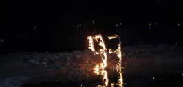 Казаки-маги установили памятник Алистеру Кроули в Краснодаре