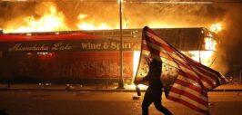 Погромы и протесты в Миннеаполисе